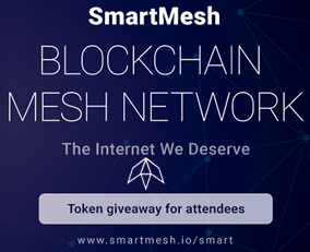 SmartMesh (China): Blockchain Mesh Network - Decentralize The Internet